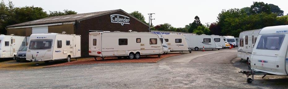 Callender Caravans